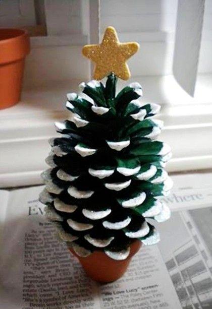 small xmas tree