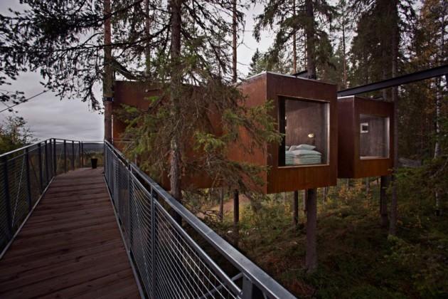 hotel tree house