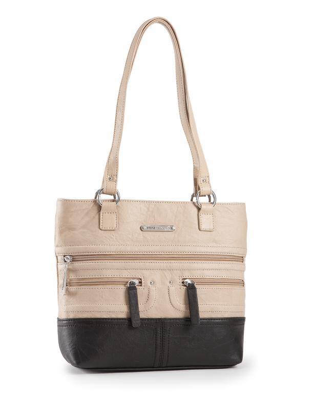 leather handbag for work