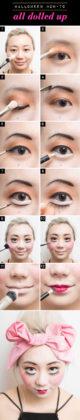 halloween face makeup