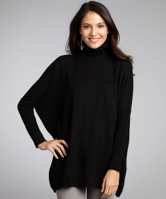 turtle neck sweater style