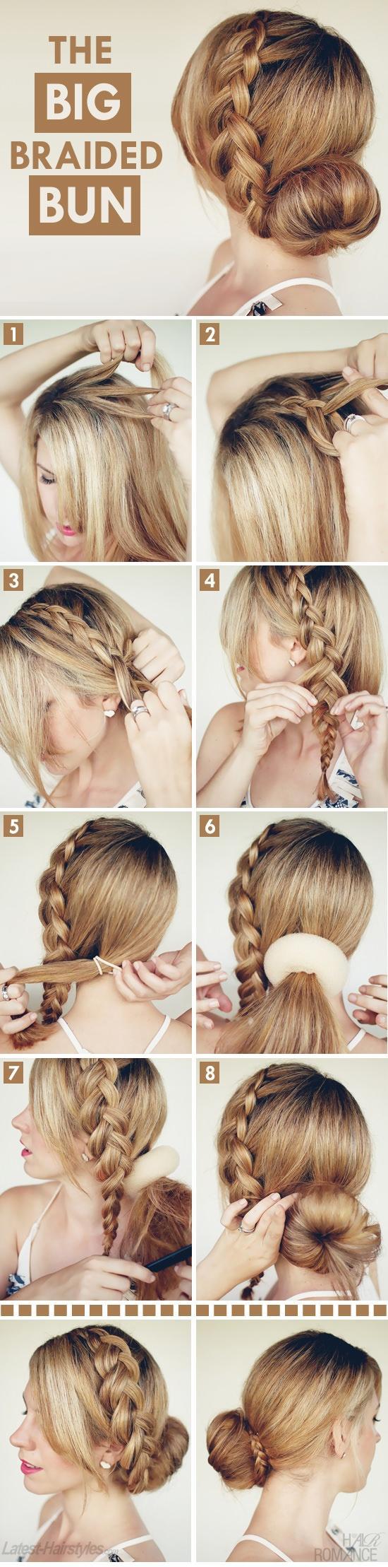 5 Minute Hair Tutorials For Holiday Season