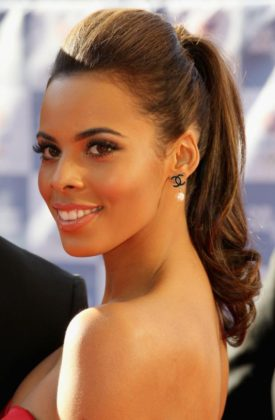 High Ponytail Hairstyles Inspiration From Celeb Styles