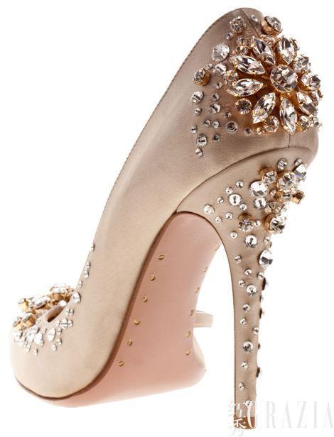 high heel party wear
