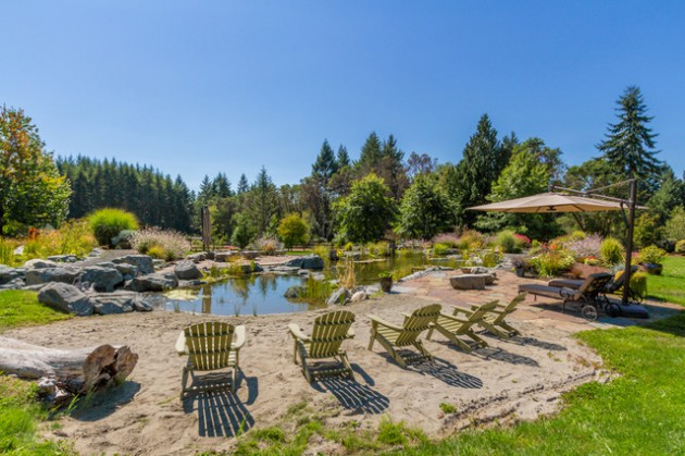 Rustic Pool Design Ideas For Your Luxury Homes