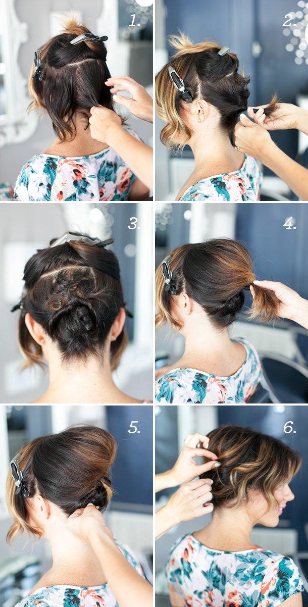 hair tutorials pix