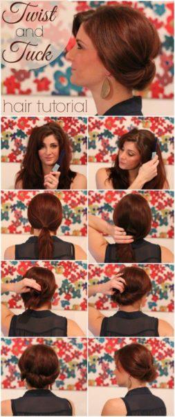 thanks giving hair ideas