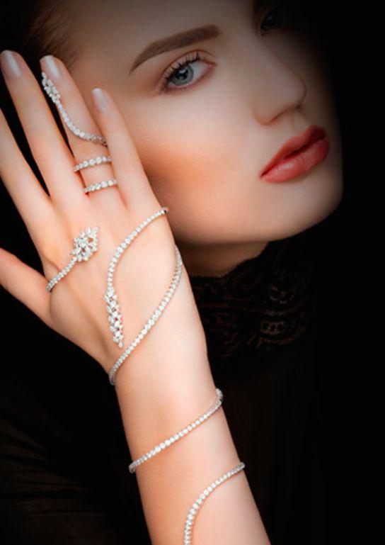 full hand jewelelry