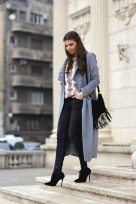 Winter Casual Street Style Looks To Try This Cold Season