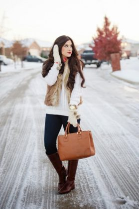 winter casual wearing ideas