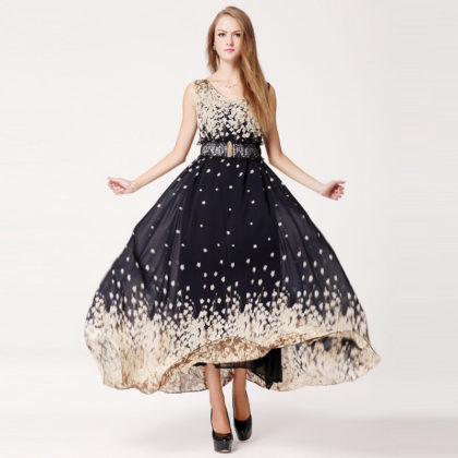 Women Casual Summer Dresses To Wear In Hot Season 2016