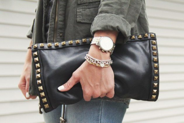 DIY clutches