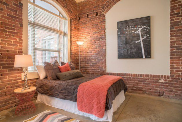 Industrial Interior Bedroom Designs For Your Homes