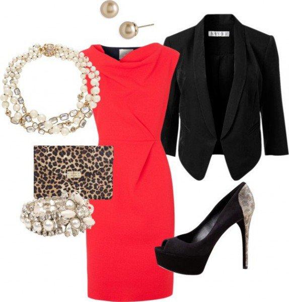 Party wear office dress