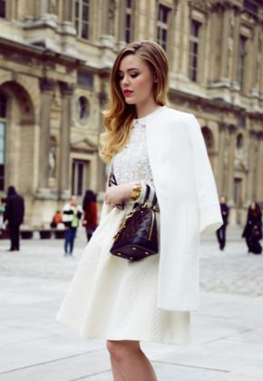 all white outfits for women