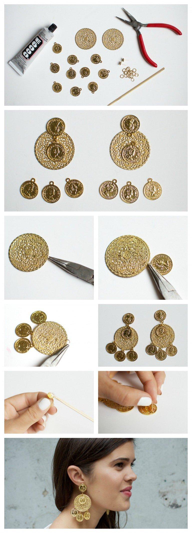 Custom made earring ideas