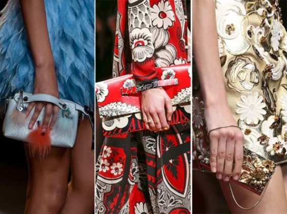 Givenchy Handbag Clutches Collection Spring-Summer 2016