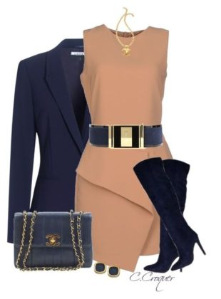 Official Polyvore Dresses For Working Women 2016