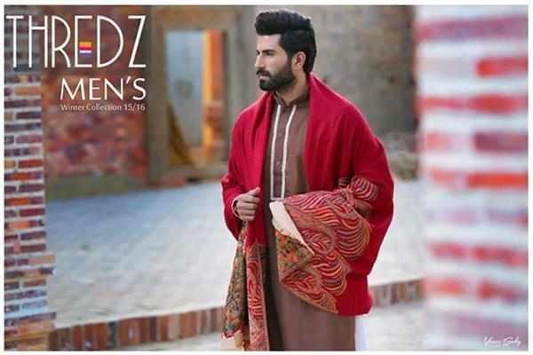 Threadz men shalwar kameez