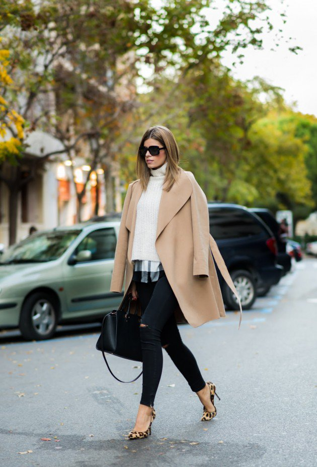 winter spring outfit ideas