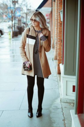 women winter styling
