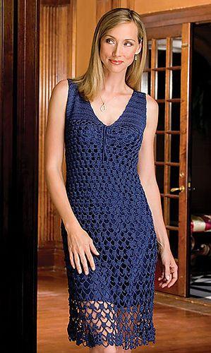 Crochet dresses for women