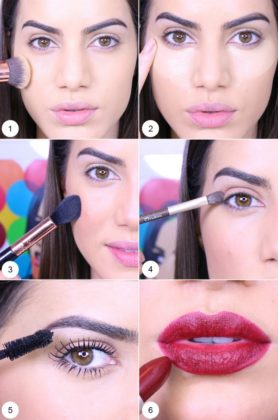 Easy Makeup Tutorial Guide For Special Events