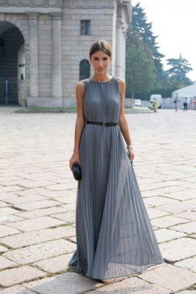 Pleated Skirts Trend For Spring Summer Season
