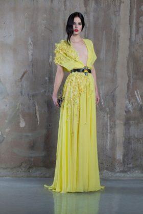 Spring summer evening wear basil soda dresses
