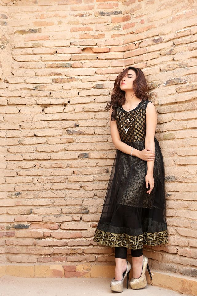 Aye Nur Zahra Ahmed Fancy Dresses Collection