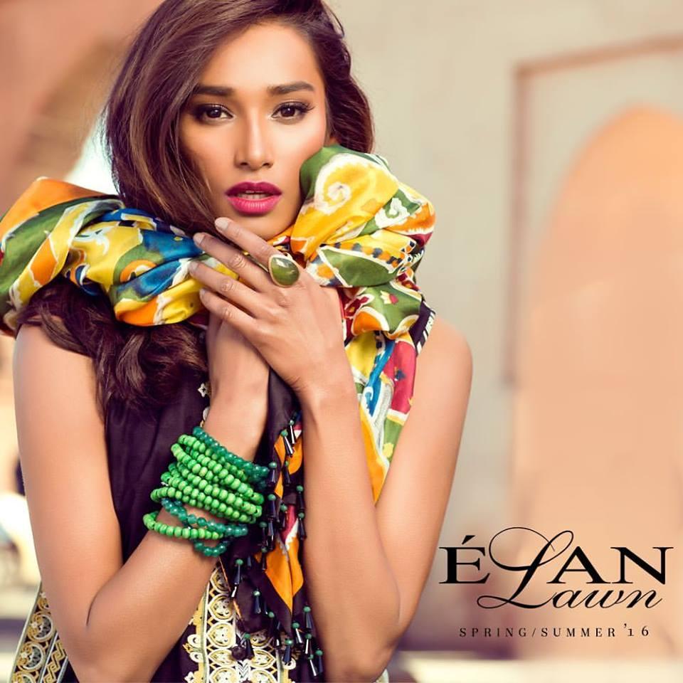 Elan Spring Summer Lawn Clothing Collection