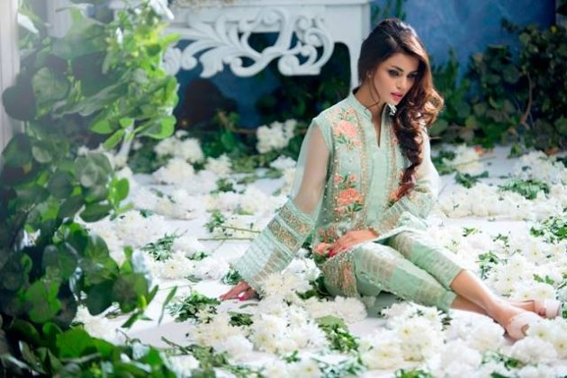 Rosaceous Anus Abrar Formal Semi Formal Collection 2016