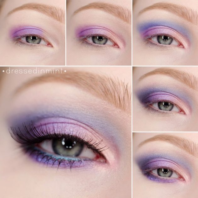 Pastel Makeup Tutorials