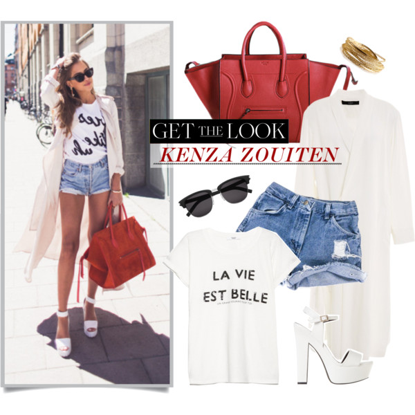 Colorful Summer Polyvore Outfits