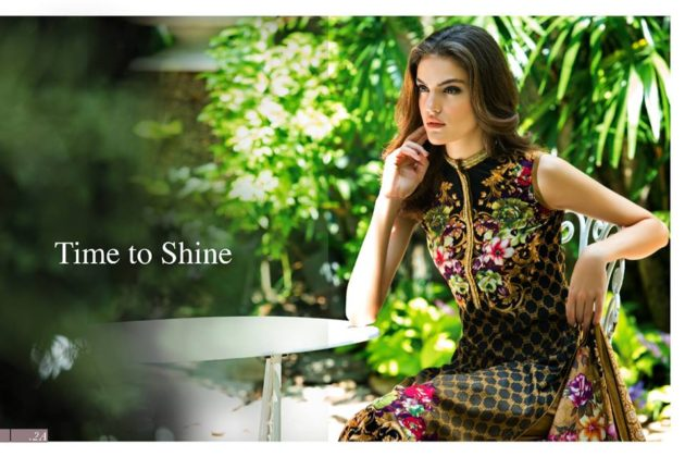 Monsoon Lawn Summer Outfits