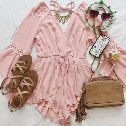 Romper Summer Dresses Polyvore Combinations For This Season