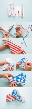 4th of July Fashion Projects