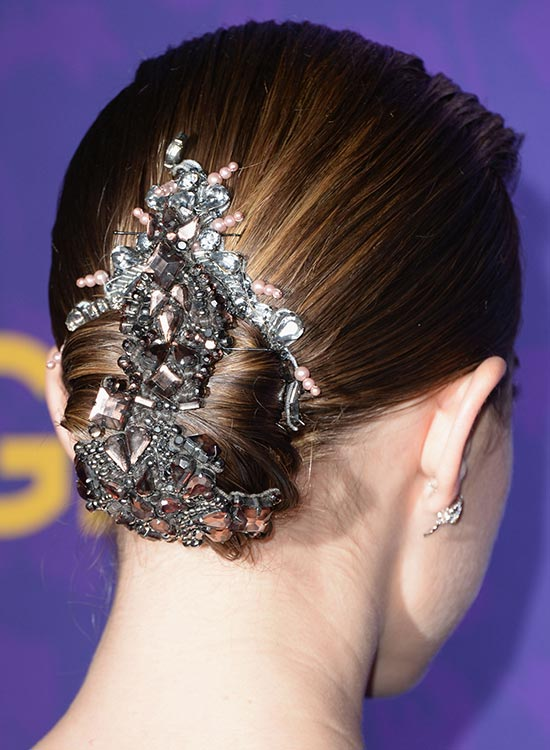 Jeweled Hair Accessores