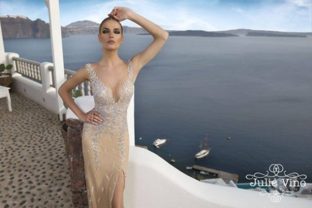 Santorini Evening Wear Dresses