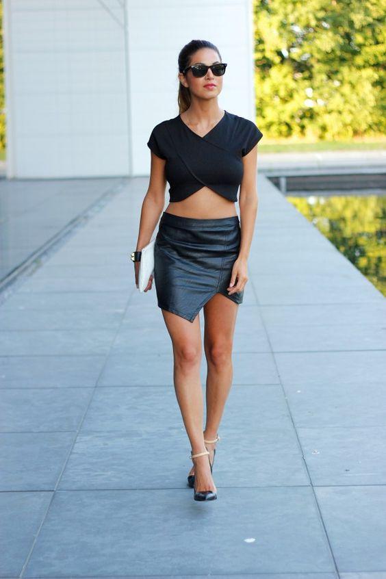 Summer Mini Skirts Stylish Ways Of Wearing Them