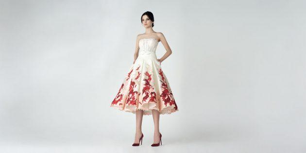 Saiid Kobeisy Fall SK Collection Evening Wear Dresses 2016