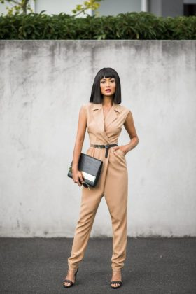 Formal Jumpsuits That Can Be Tried In Autumn Season
