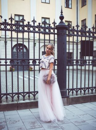 Pink Autumn Outfits For Your Street Style Fashion