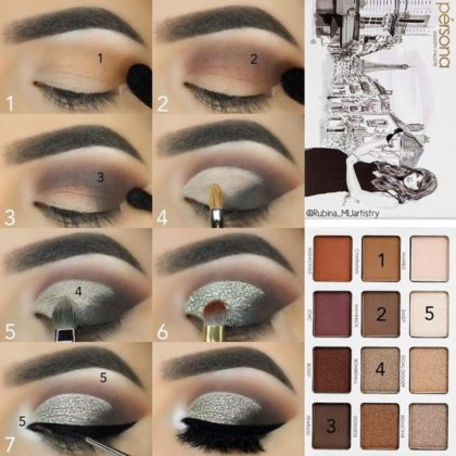 Cool Eye Makeup Tutorials Every Girl Should Try This Summer