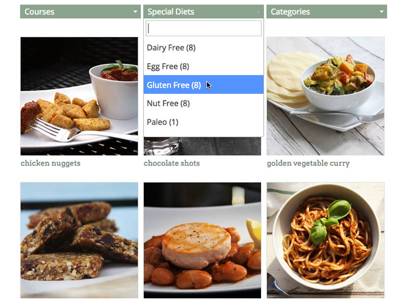 Pure Family Food Browse Recipes
