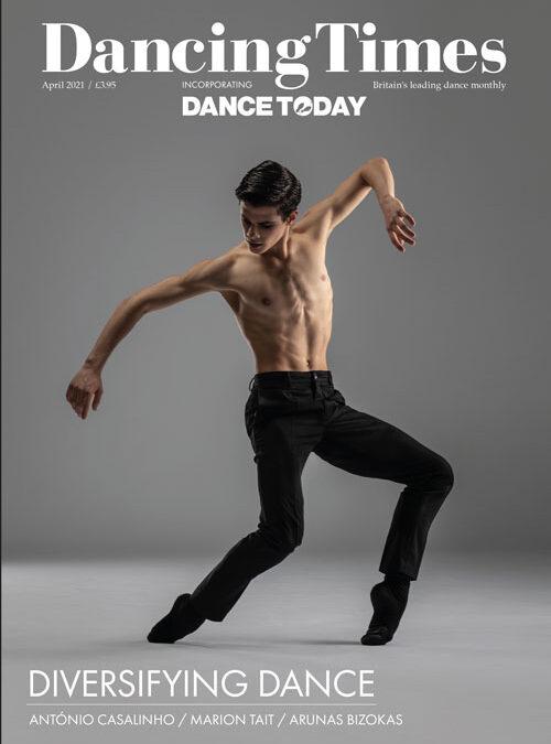 Dancing Times – April 2021