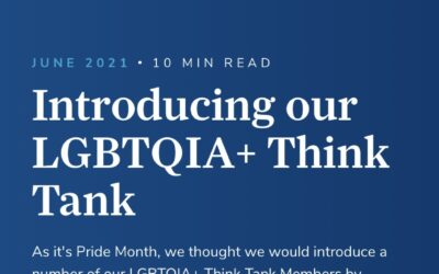ISTD – Think Tank: Pride 2021