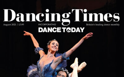 Dancing Times – August 2021