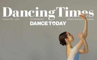 Dancing Times – October 2021