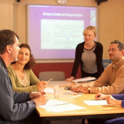 English language training for Vocational teachers